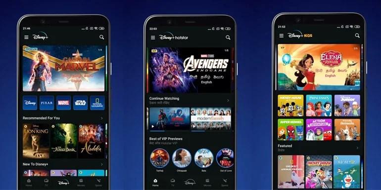 Disney plus starts streaming in India via rebranding Hotstar