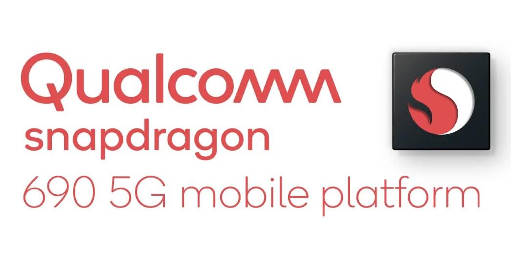Snapdragon 690 5G chipset for mobiles