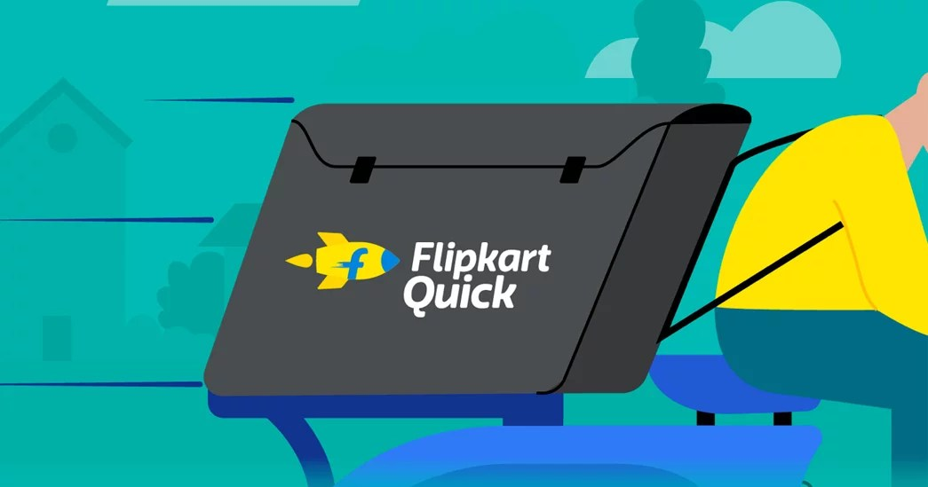 Flipkart Quick - Hyperlocal delivery Service