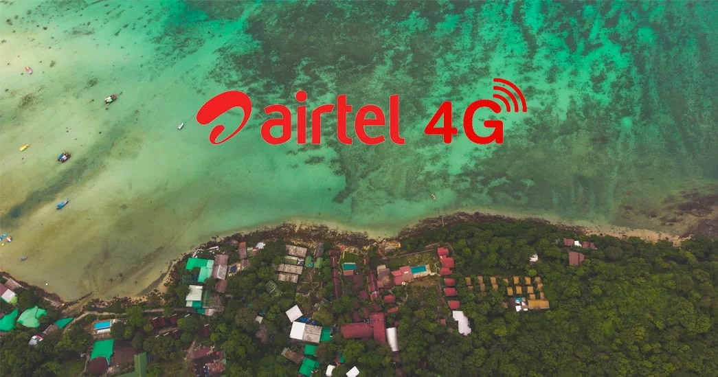 Airtel Ultra-Fast 4G services in Andaman and Nicobar Islands