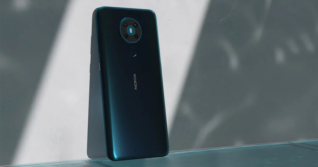 Nokia 5.3 android smartphone launched in India