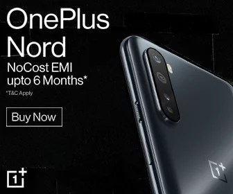 OnePlus Nod - Pretty much everything you could ask for. From Rs 24,999 with up to 12GB RAM