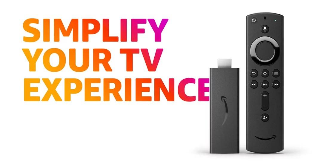 Amazon Fire TV Stick 2020 release