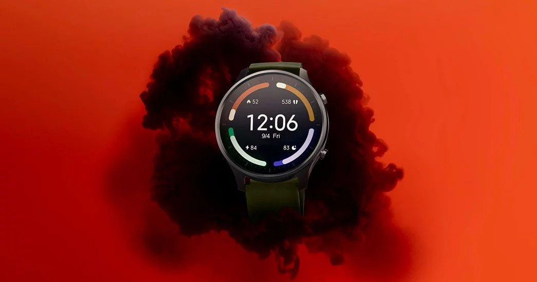 Mi Watch Revolve full specifications and features