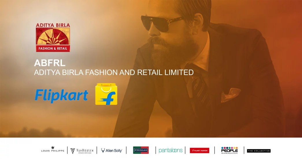 Flipkart invests in Aditya Birla Fashion unit