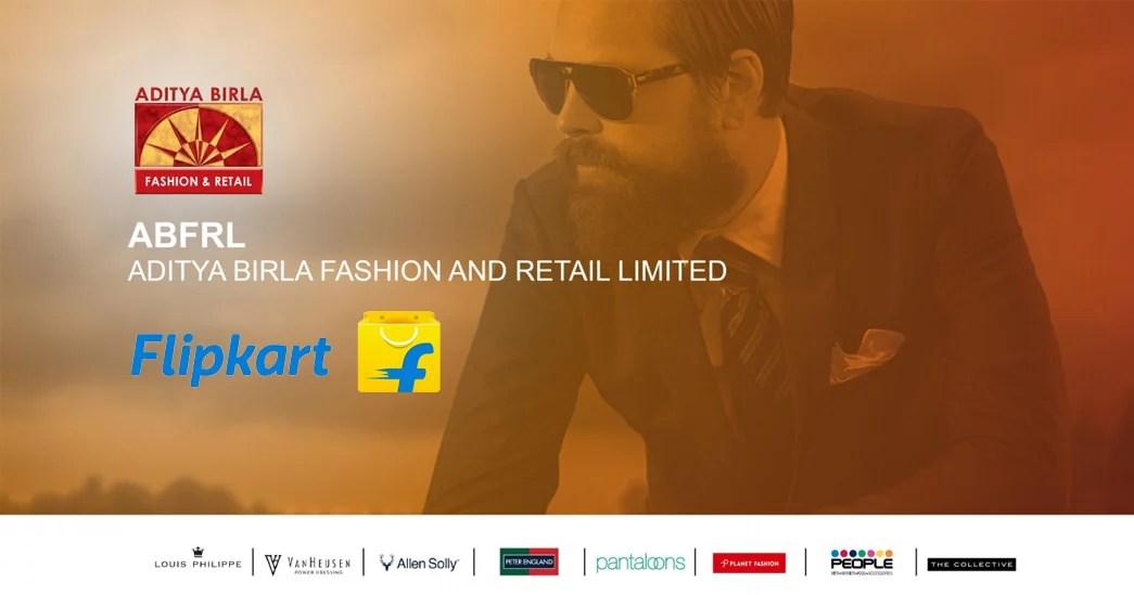 Flipkart invests in Aditya Birla Fashion unit