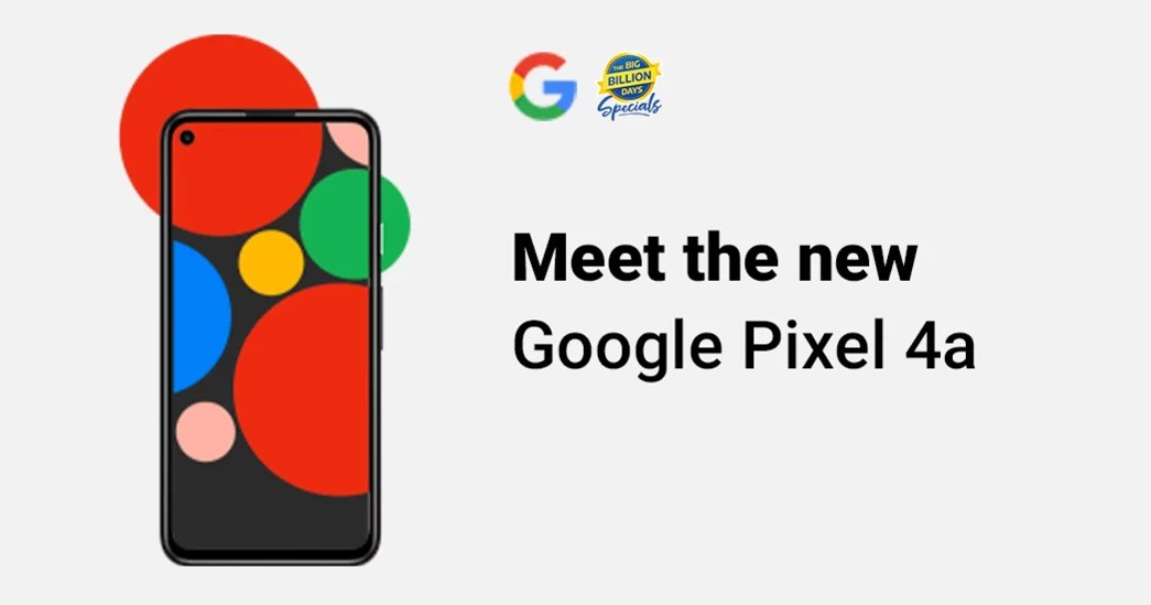 Google Pixel 4a officially launched in India