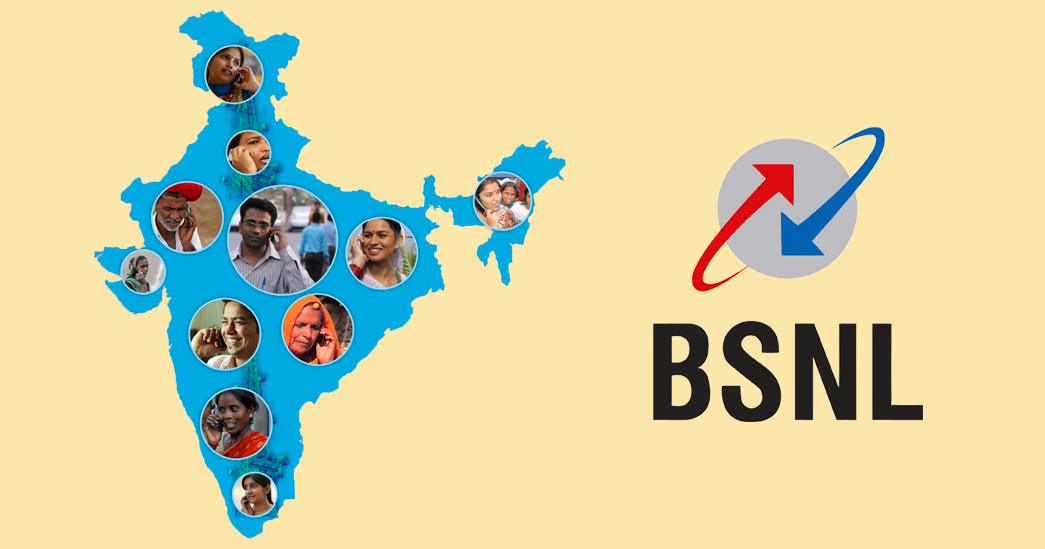 BSNL spectrum and bands