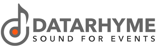 Datarhyme  - Sound for Events