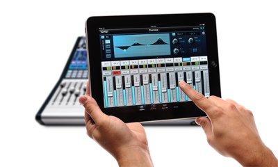 iPad Apps for Digital Mixing Consoles presonusstudioliveWEB