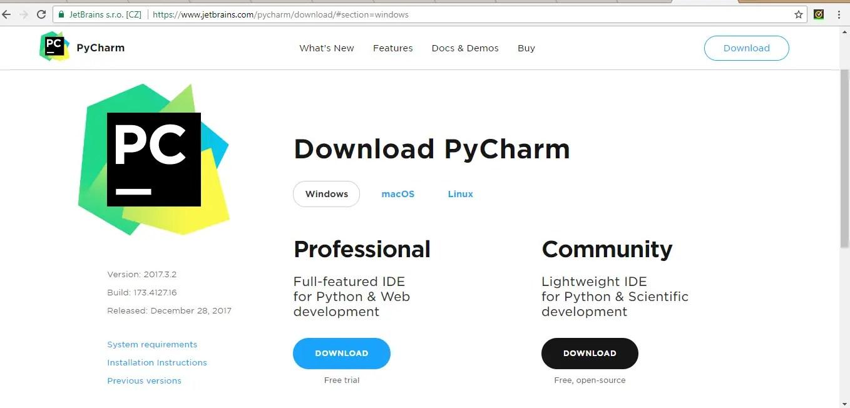 Best Python IDEs PyCharm Download