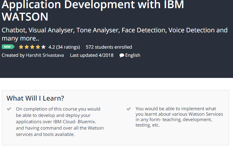Application Development with IBM WATSON Udemy.png