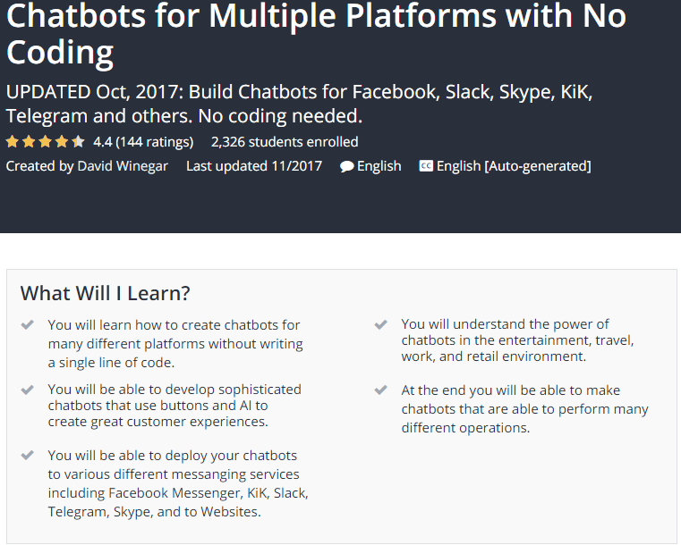 Chatbots for Multiple Platforms with No Coding Udemy.png