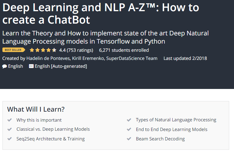 Deep Learning and NLP A Z™ How to create a ChatBot Udemy.png