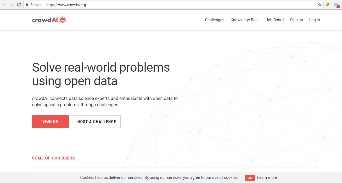 Collaborative Data Science Platform CrowdAI