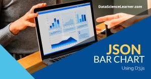 JSON Bar Chart using d3js AC