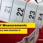 Levels of Measurements