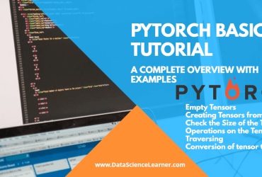 Pytorch Basics Tutorial featured image