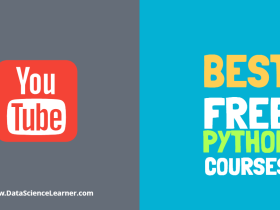 best free online courses to learn python featured image