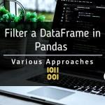 filter pandas dataframe featured image