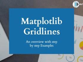 Matplotlib Gridlines Featured image