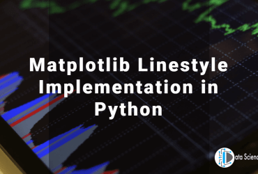 Matplotlib Linestyle Implementation in Python
