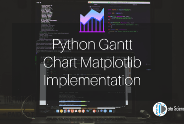 Python Gantt Chart Matplotlib Implementation