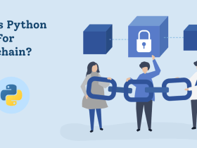 why python for blockchain featured image