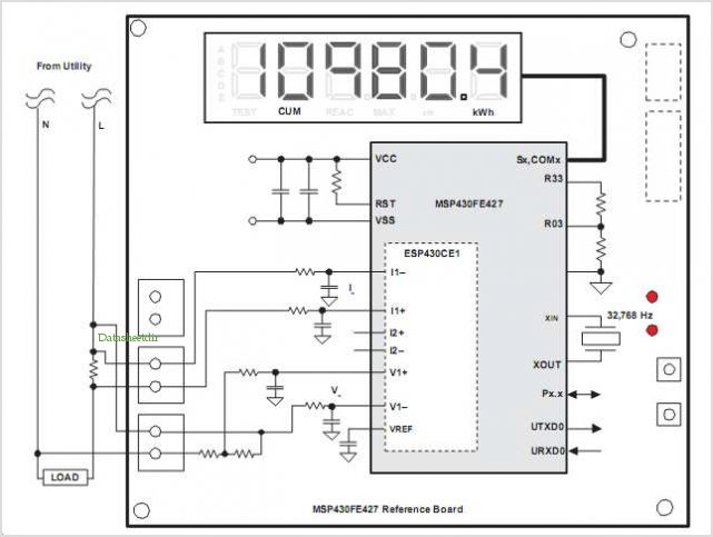 application notes and circuits for implementing an