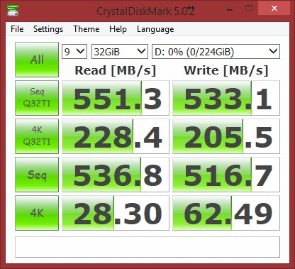 ssd-hyperx-savage_crystaldiskmark-test