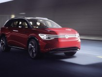 Volkswagen discloses electric SUV for China that may rival Tesla's Model X