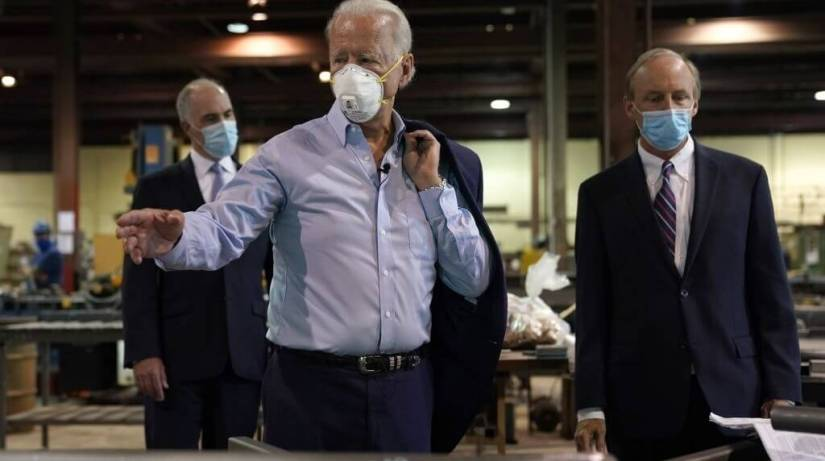 Biden Administration Supports Use Of Masks In Texas And Florida Districts