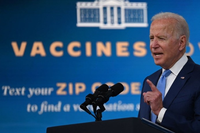 Biden Vaccine Mandate Rule Could Be Ready Within Weeks.