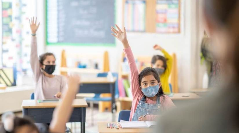 Schools Opening After Labor Day Could See A Fresh Burst Of Covid Cases