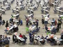 Portugal Evaluates Closing Mass Vaccination Centers
