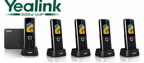 Yealink Dect Phones Dubai