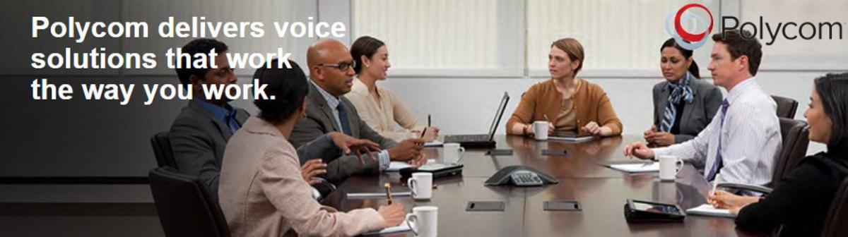 polycom audio conferencing system dubai Polycom Video Conferencing Dubai