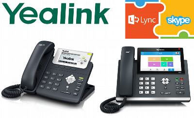 YEALINK LYNC PHONES DUBAI Lync / Skype for Business Phone
