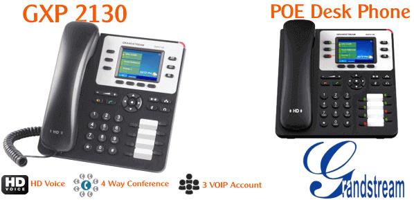 Grandstream GXP2130 Phone Dubai Grandstream GXP2130 Dubai
