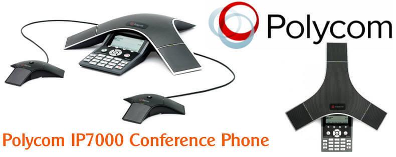 POLYCOM IP7000 CONFERENCE PHONE DUBAI Polycom IP7000 Dubai