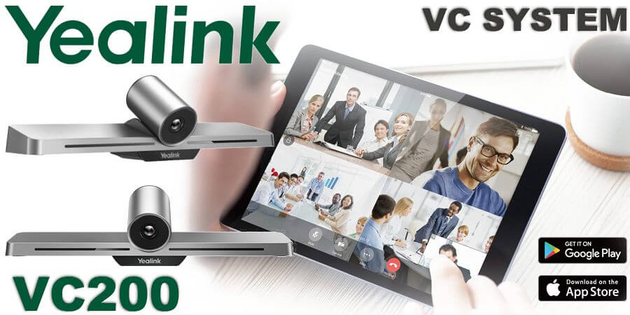 Yealink VC200 Video Conferencing Systems UAE Yealink VC200 Video Conferencing