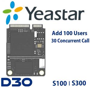 Yeastar-D30-Card