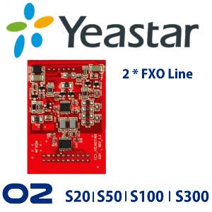 Yeastar-O2-Card