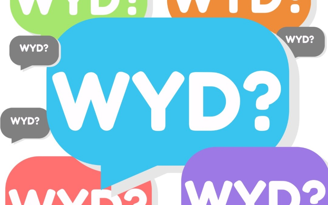 "Dating is dying…it's being killed by…""WYD???"" texts"