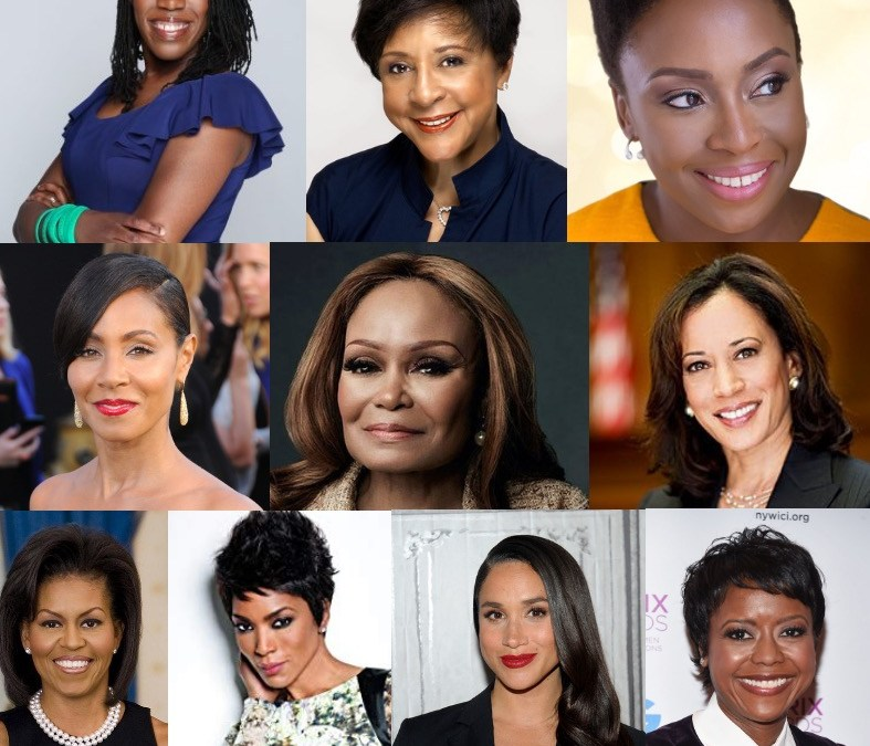 10 Highly Successful EDUCATED Black Women who also happen to be MARRIED!
