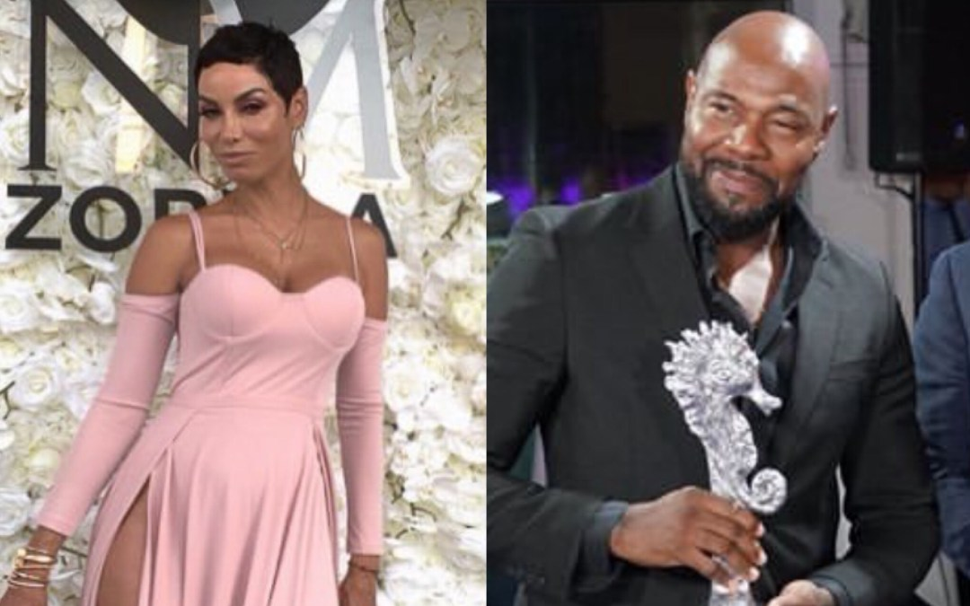 Nicole Murphy Seen Kissing Married Antoine Fuqua: Are Single Women Obligated To Respect Other Women's Marriages???