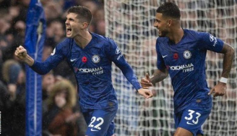 Christian Pulisic and Emerson are two of Chelsea's foreign-based players who have been asked to return to England