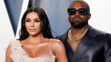 Photo of Kanye West says he's trying to divorce Kim Kardashian in latest Twitter rant