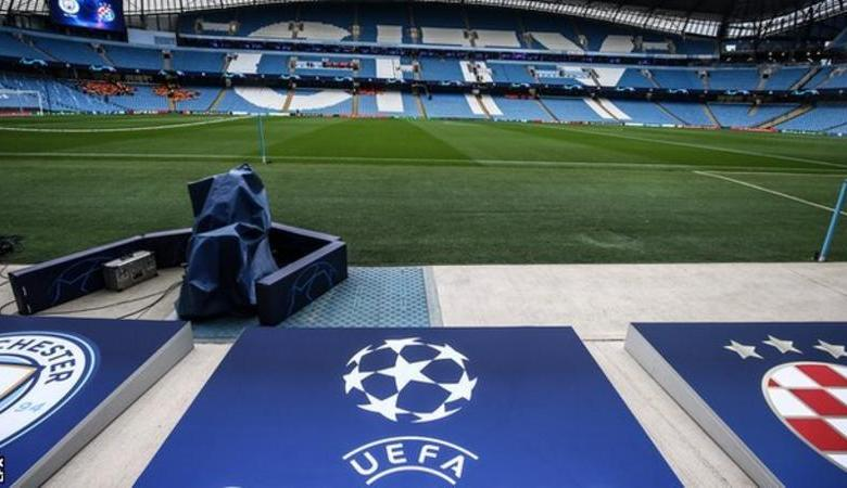 Manchester City UCL