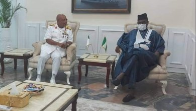 Photo of Shagunu Naval Base: Niger governor rekindles talks with Chief of Naval Staff